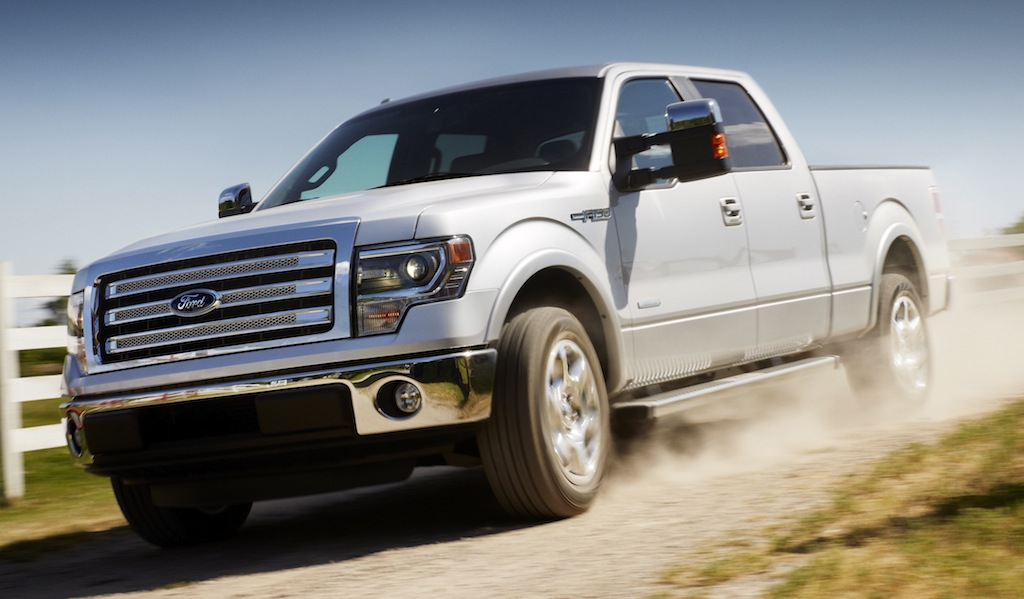 Ford f-150 2013 photo - 9