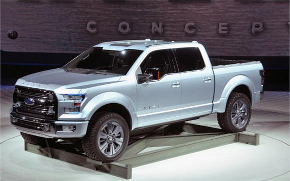 Ford F-150 2014 photo - 2