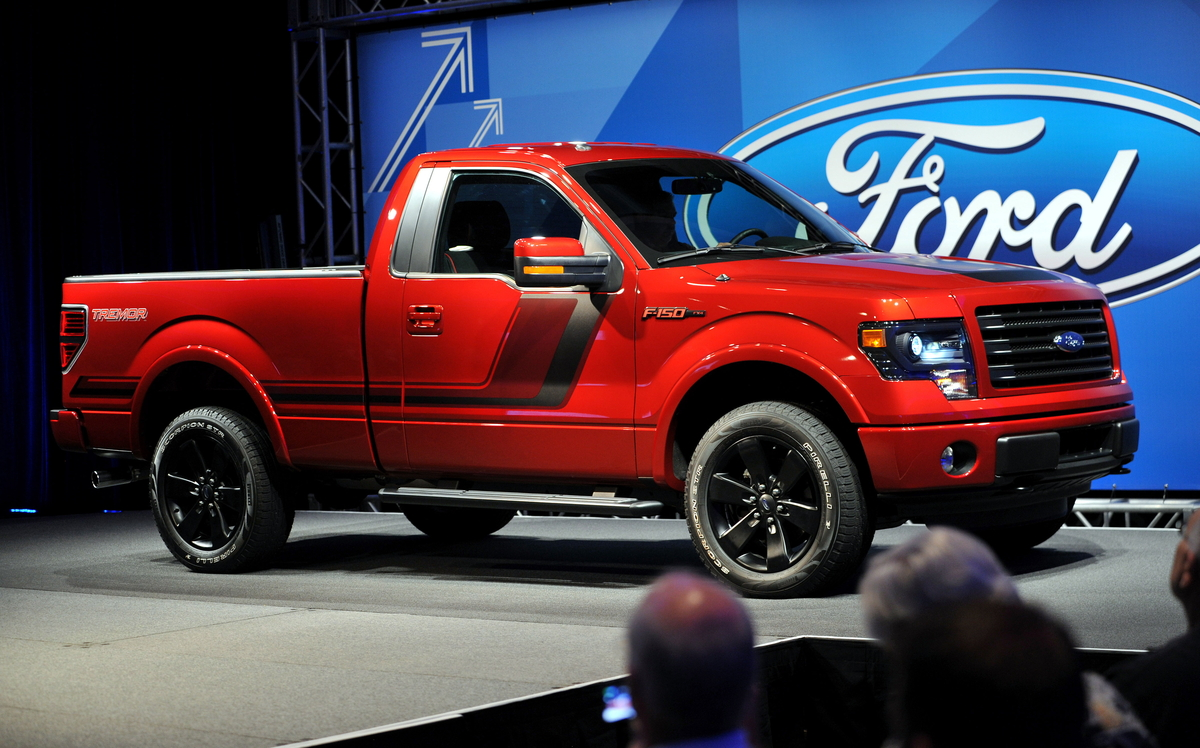 Ford F-150 2014 photo - 6