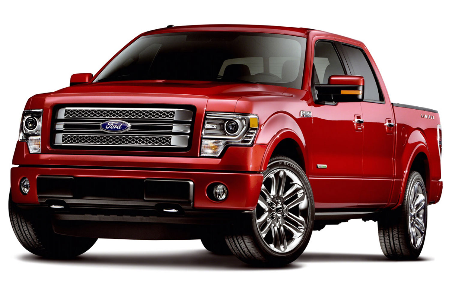 Ford F-150 2014 photo - 9