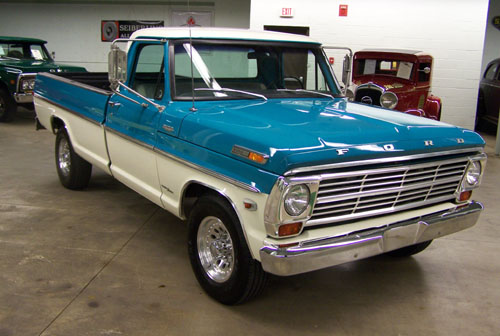 Ford f-250 1965 photo - 4