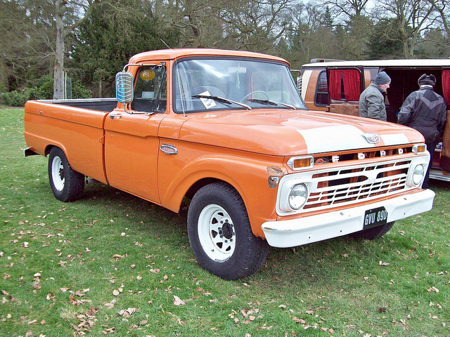 Ford f-250 1965 photo - 6