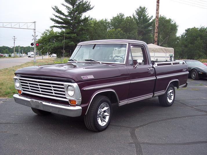 Ford f-250 1967 photo - 2