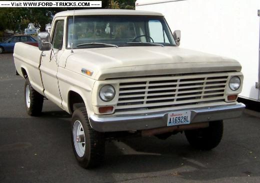Ford f-250 1967 photo - 3