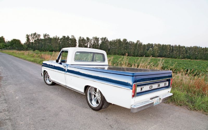 Ford f-250 1967 photo - 5