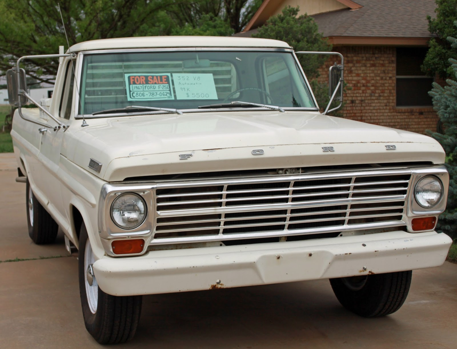 Ford F 250 1967 Review Amazing Pictures And Images