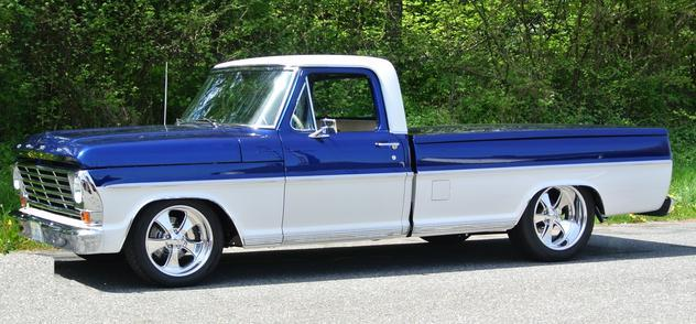 Ford f-250 1967 photo - 7
