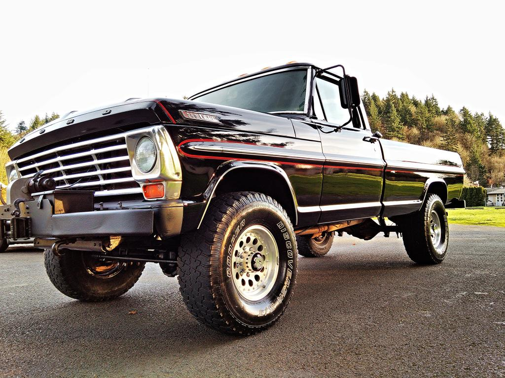 Ford F 250 1972 Review Amazing Pictures And Images 1971 Highboy 4x4 1968