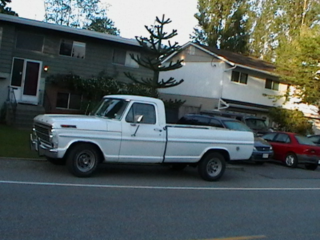 Ford f-250 1971 photo - 3