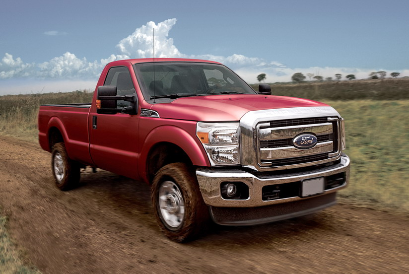 Ford f-250 1971 photo - 5