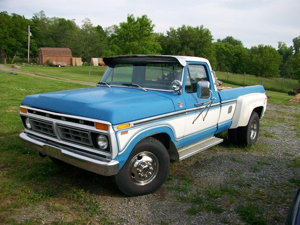Ford f-250 1971 photo - 6