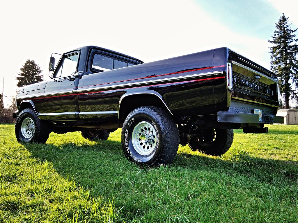 Ford f-250 1971 photo - 9