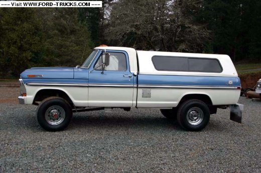 Ford f-250 1972 photo - 10