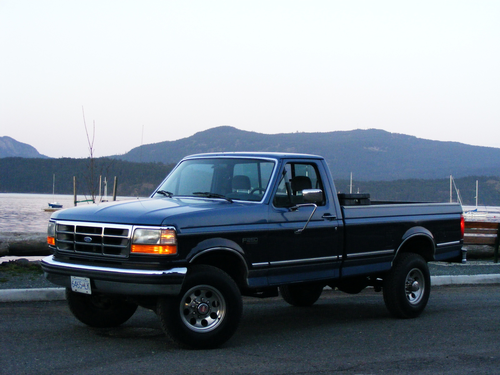 Ford f-250 1972 photo - 3