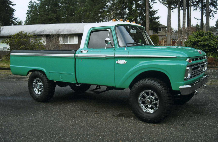 Ford f-250 1972 photo - 5