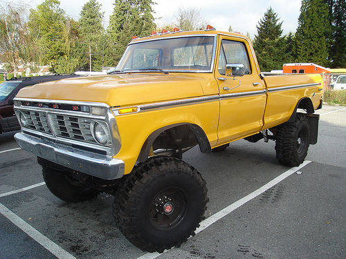 Ford f-250 1973 photo - 7