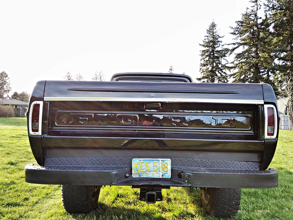 Ford f-250 1973 photo - 9