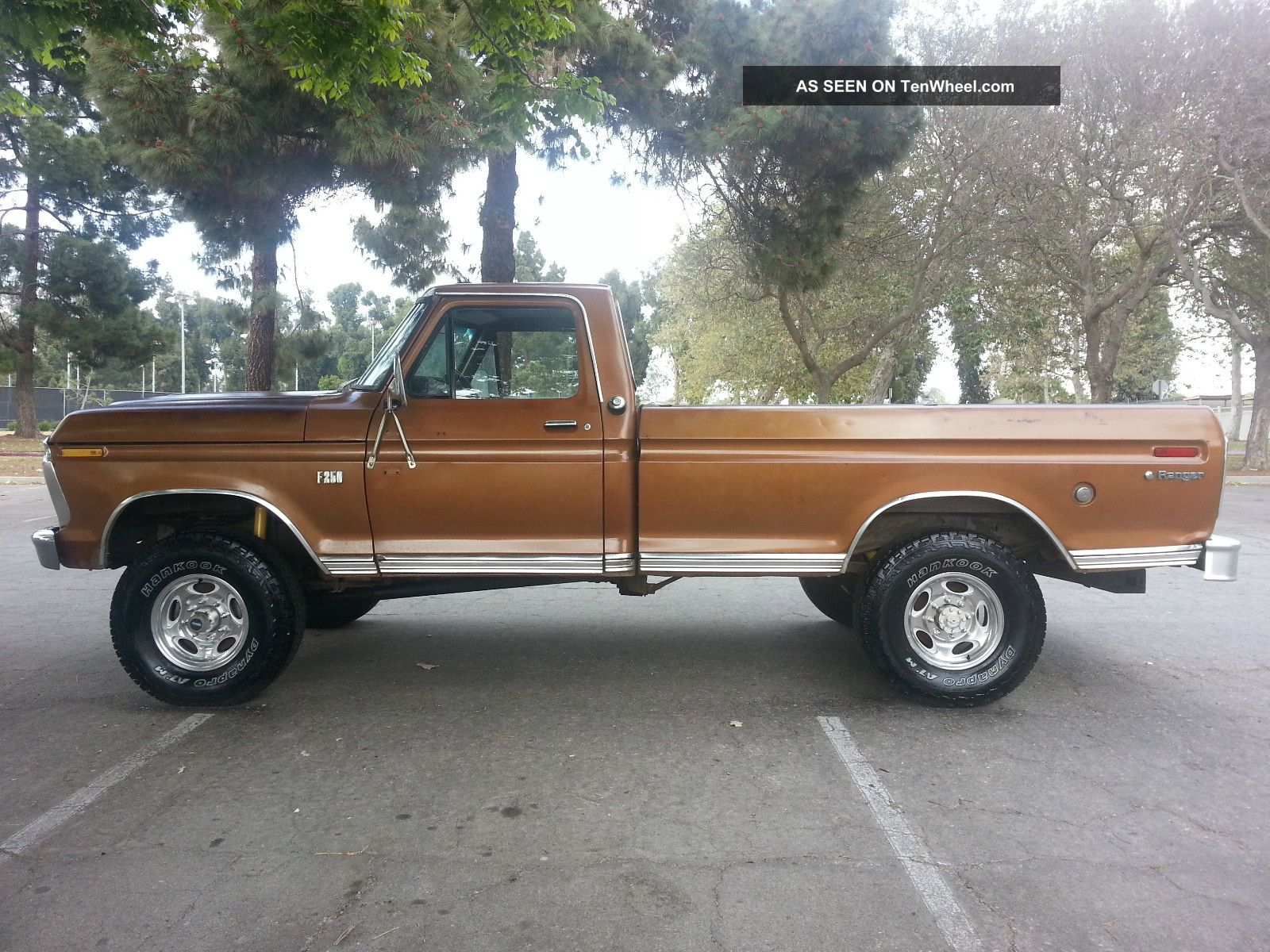 Ford f-250 1974 photo - 4