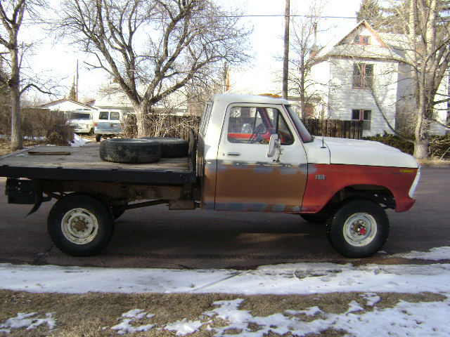 Ford f-250 1975 photo - 10