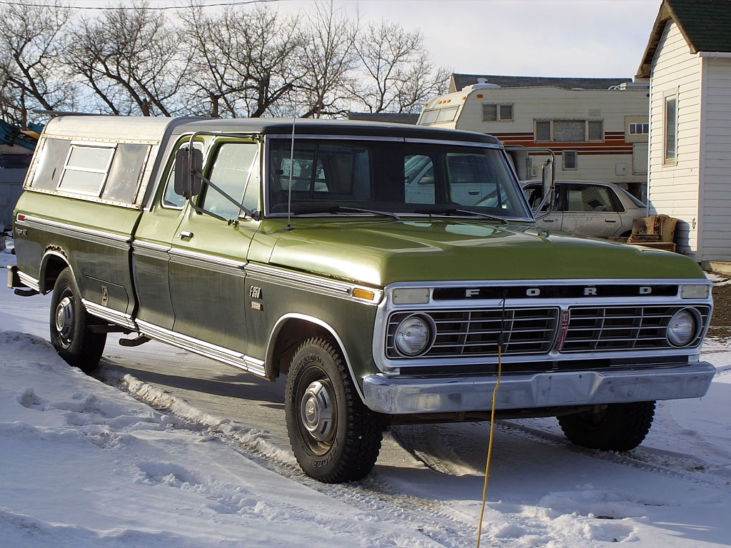 Ford f-250 1975 photo - 4