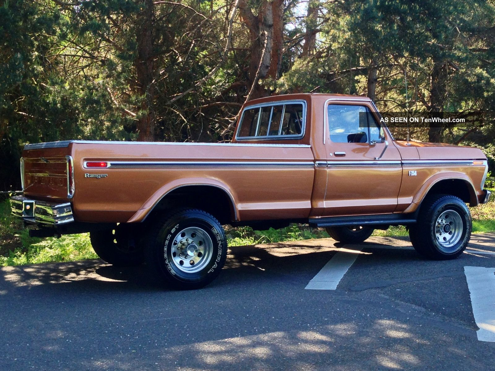 Ford f-250 1975 photo - 5