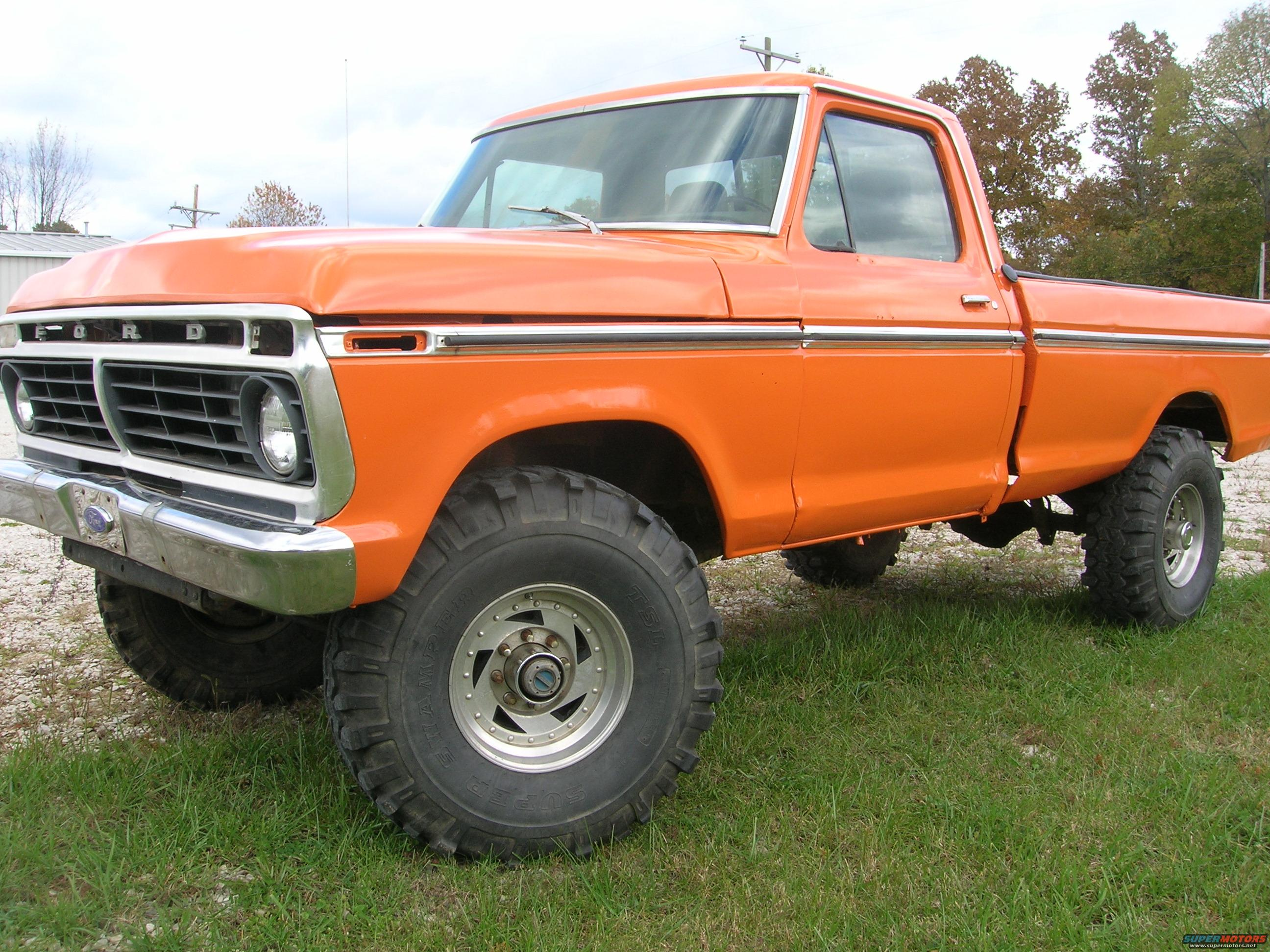 Ford f-250 1975 photo - 6