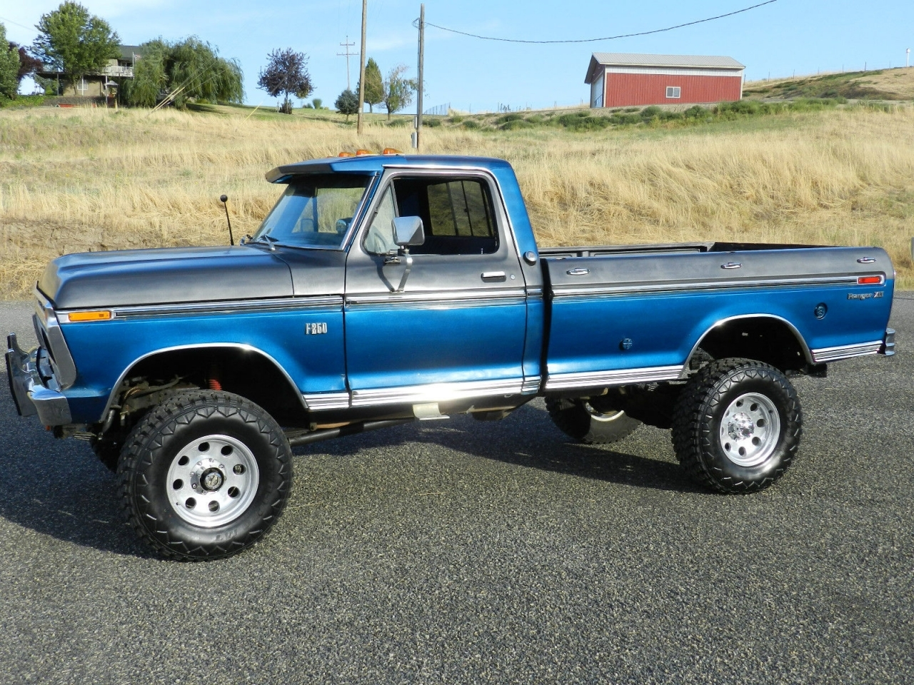 Ford F 250 1976 Review Amazing Pictures And Images