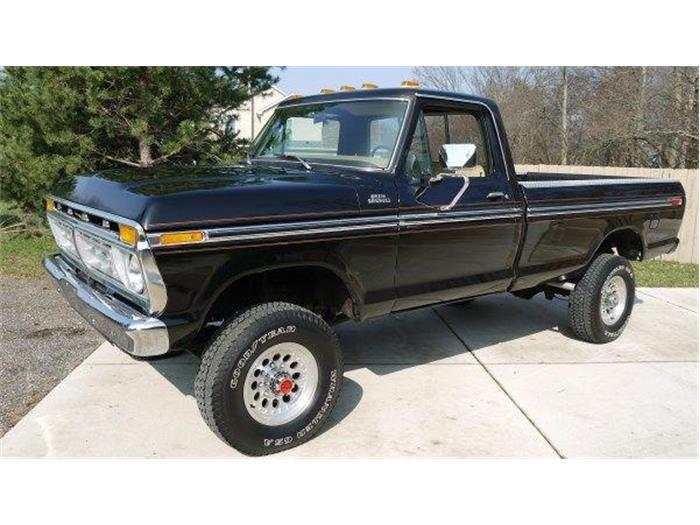Ford f-250 1977 photo - 10