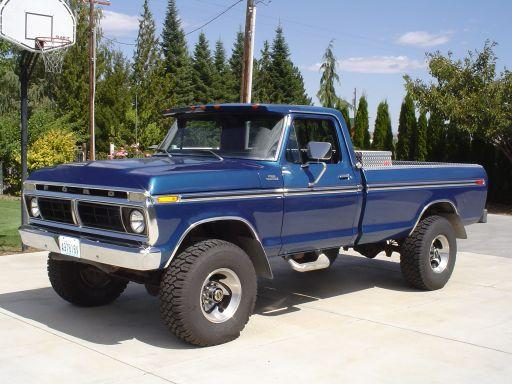 Ford f-250 1977 photo - 2
