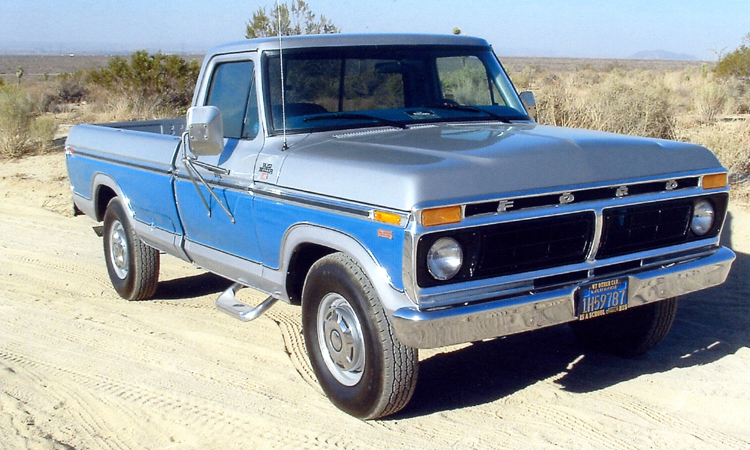 Ford f-250 1977 photo - 4