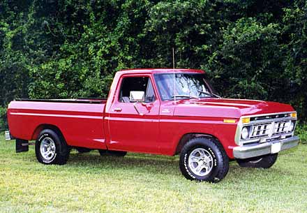 Ford f-250 1977 photo - 8