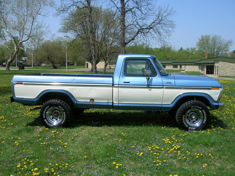 Ford f-250 1979 photo - 4