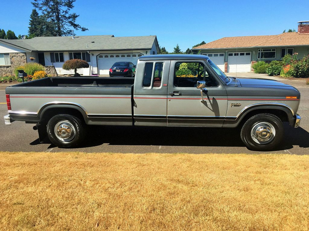 Ford F-250 1980: Review, Amazing Pictures and Images ...