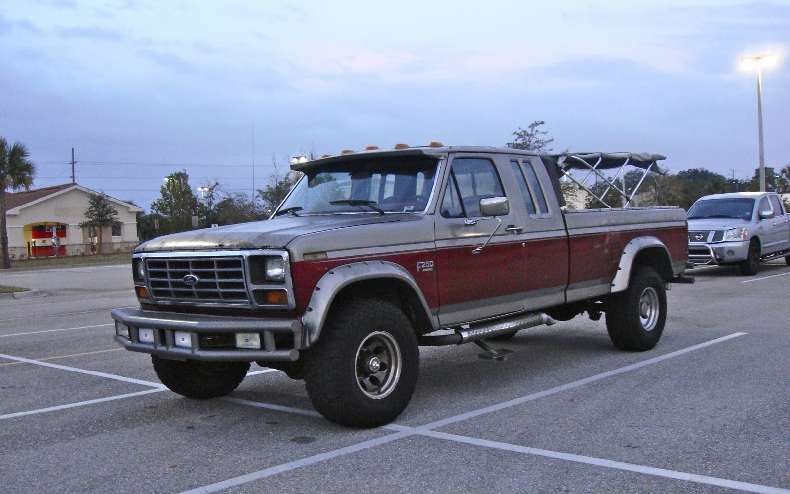 Image Gallery 1988 Ford F-250