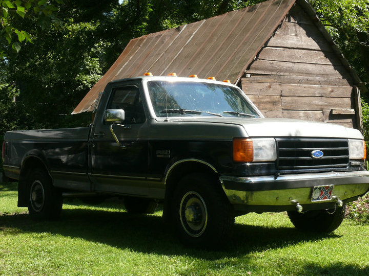 Ford f-250 1988 photo - 5