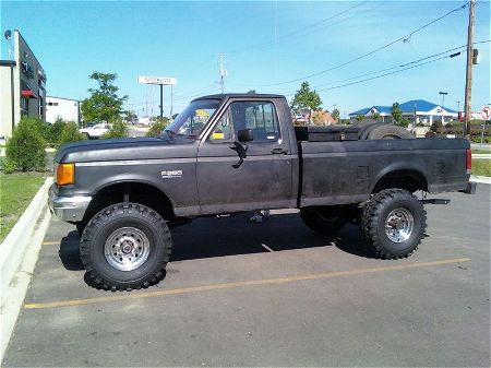 Ford f-250 1988 photo - 7