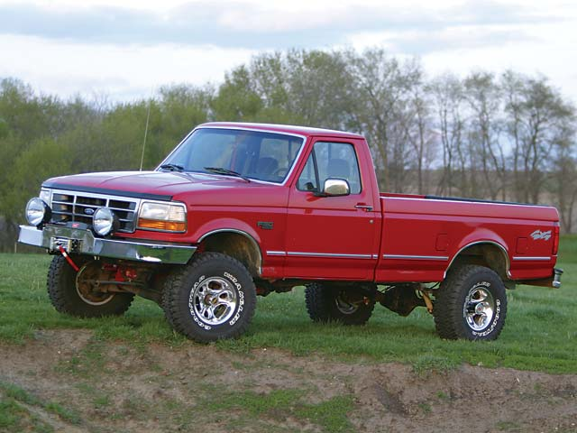 Ford f-250 1992 photo - 4