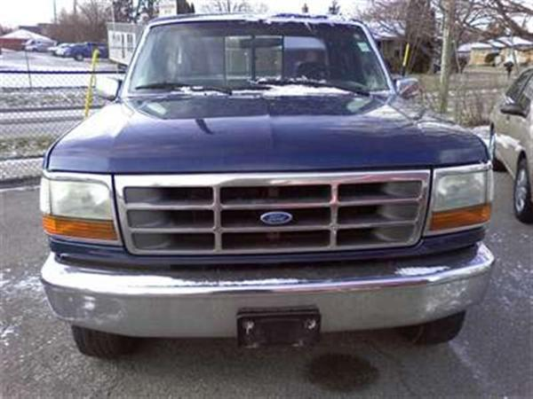 Ford f-250 1992 photo - 6