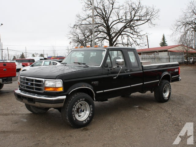 Ford f-250 1994 photo - 2