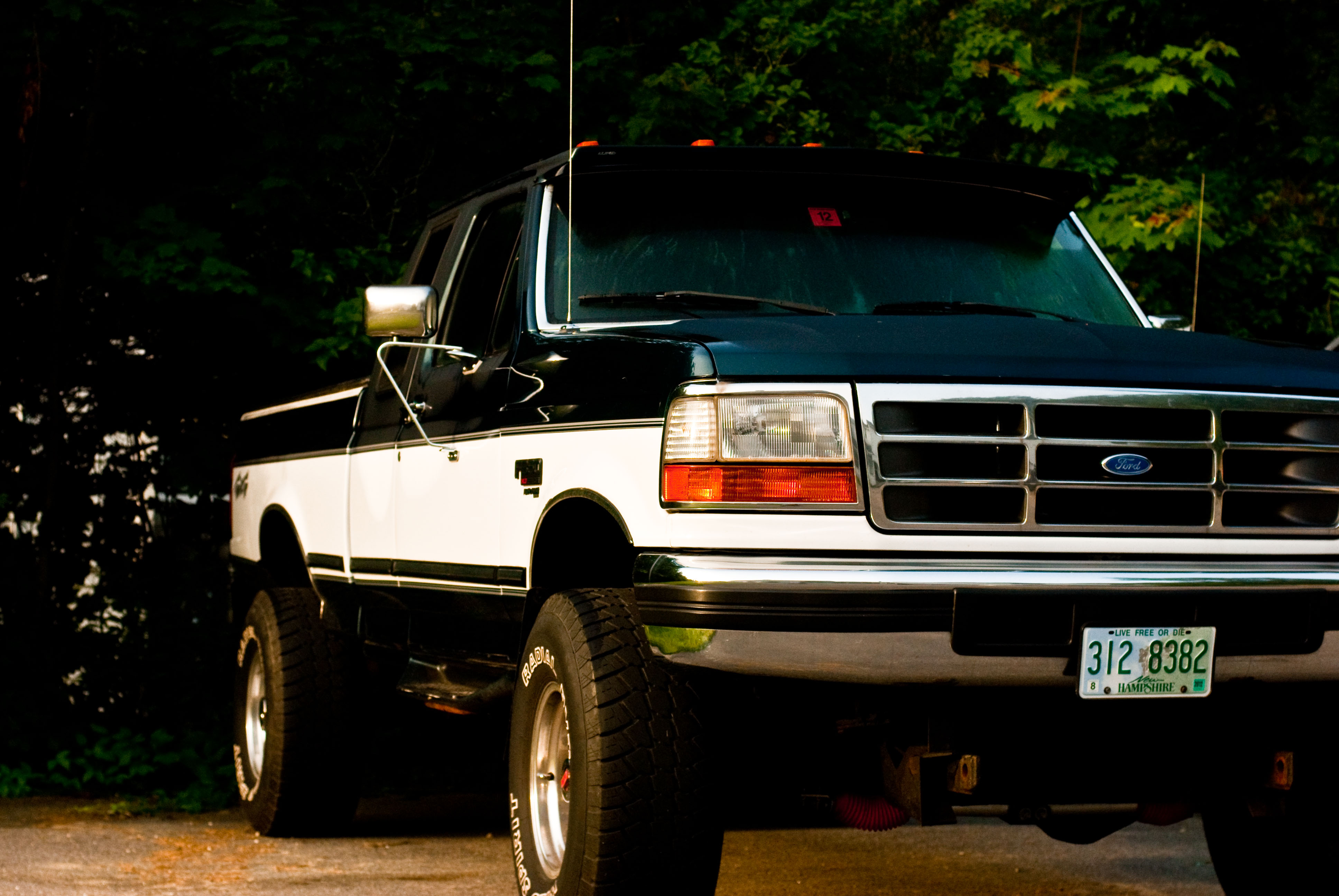 Ford f-250 1994 photo - 3