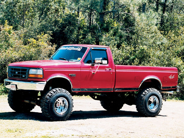Ford f-250 1994 photo - 7
