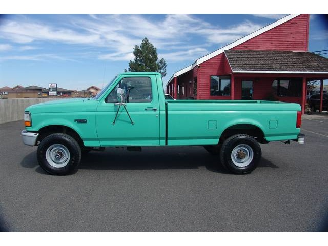 Ford f-250 1995 photo - 10