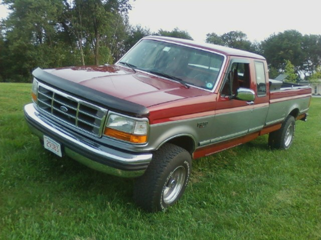 Ford f-250 1995 photo - 4
