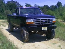 Ford f-250 1995 photo - 5