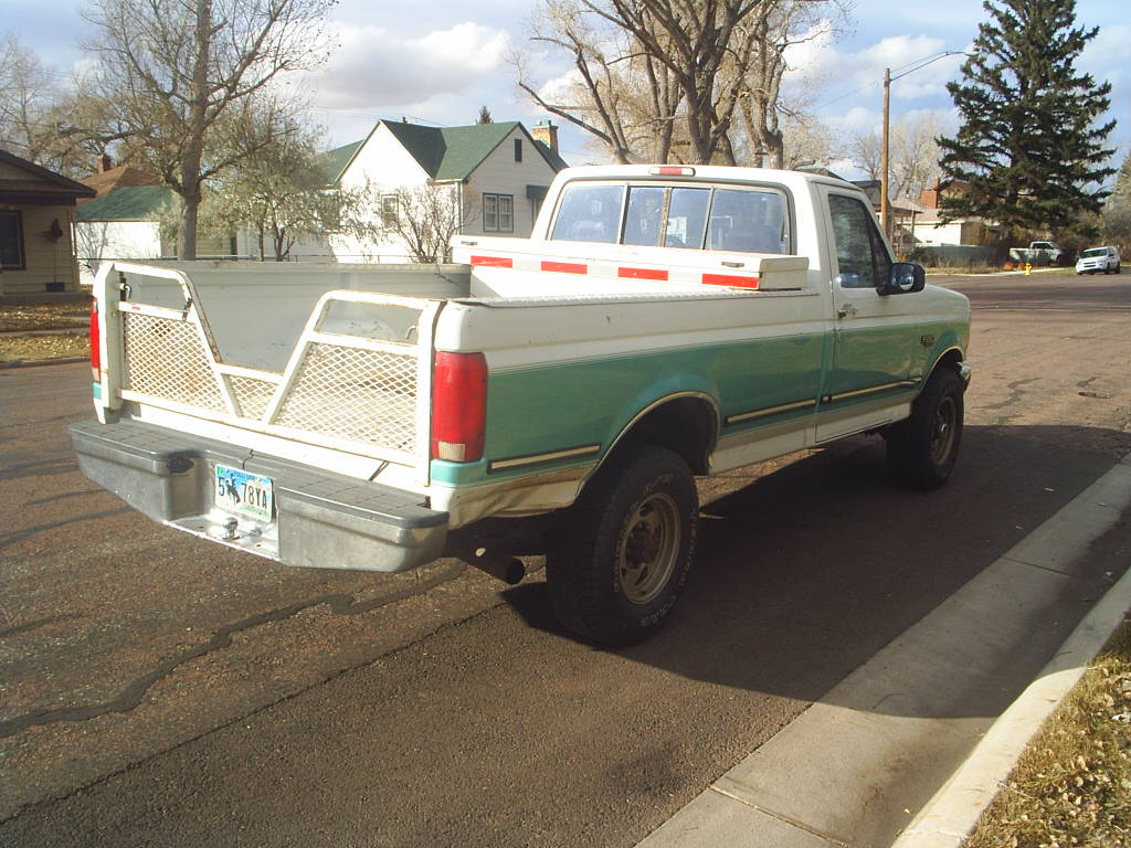 Ford f-250 1995 photo - 7