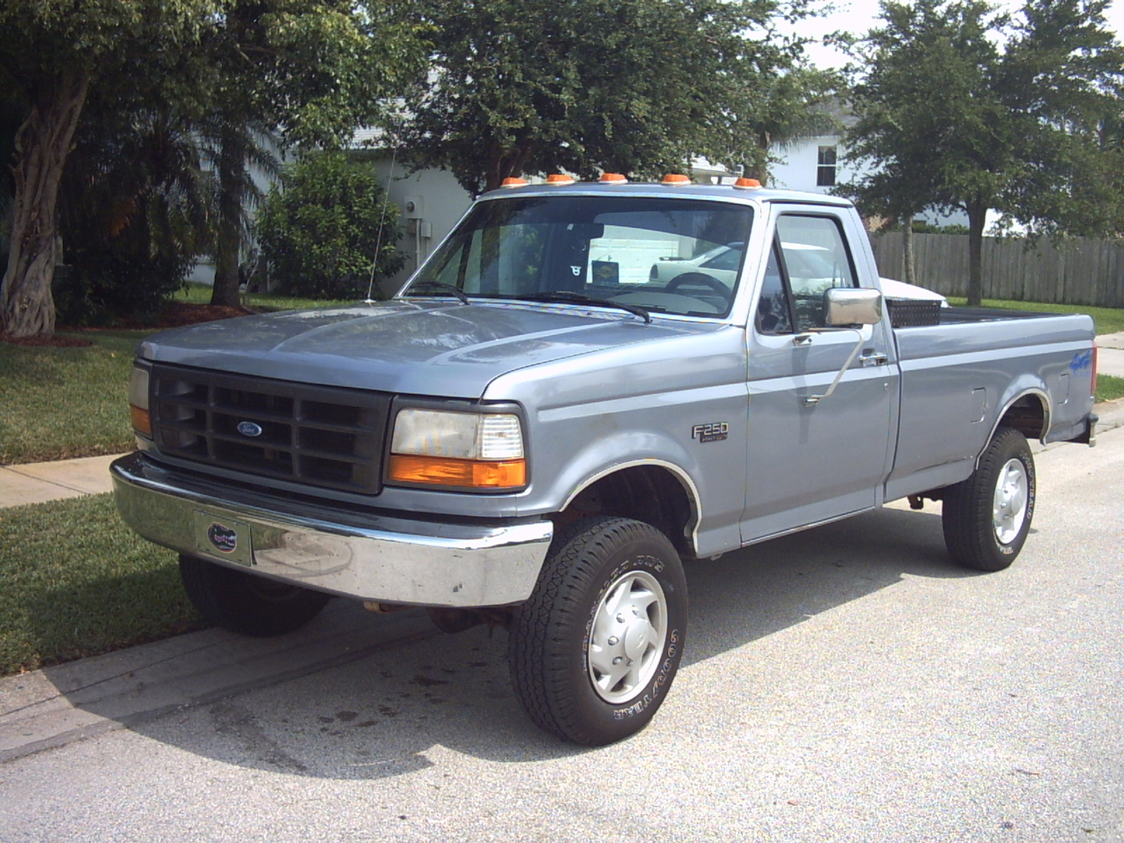 Ford F-250 1998: Review, Amazing Pictures and Images ...