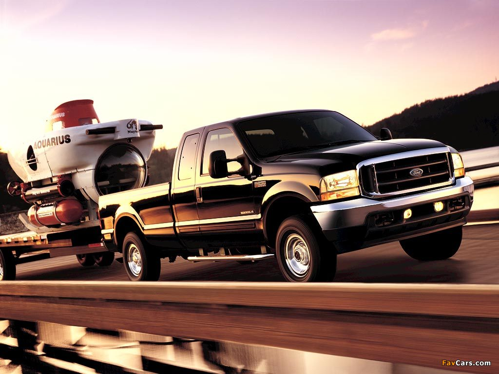 Ford f-250 1999 photo - 7