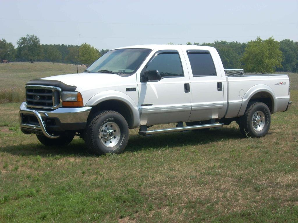 Ford f-250 1999 photo - 8