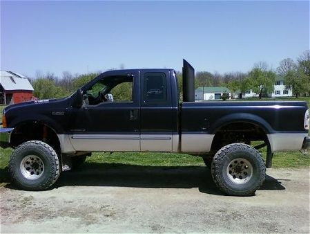 Ford f-250 2000 photo - 3