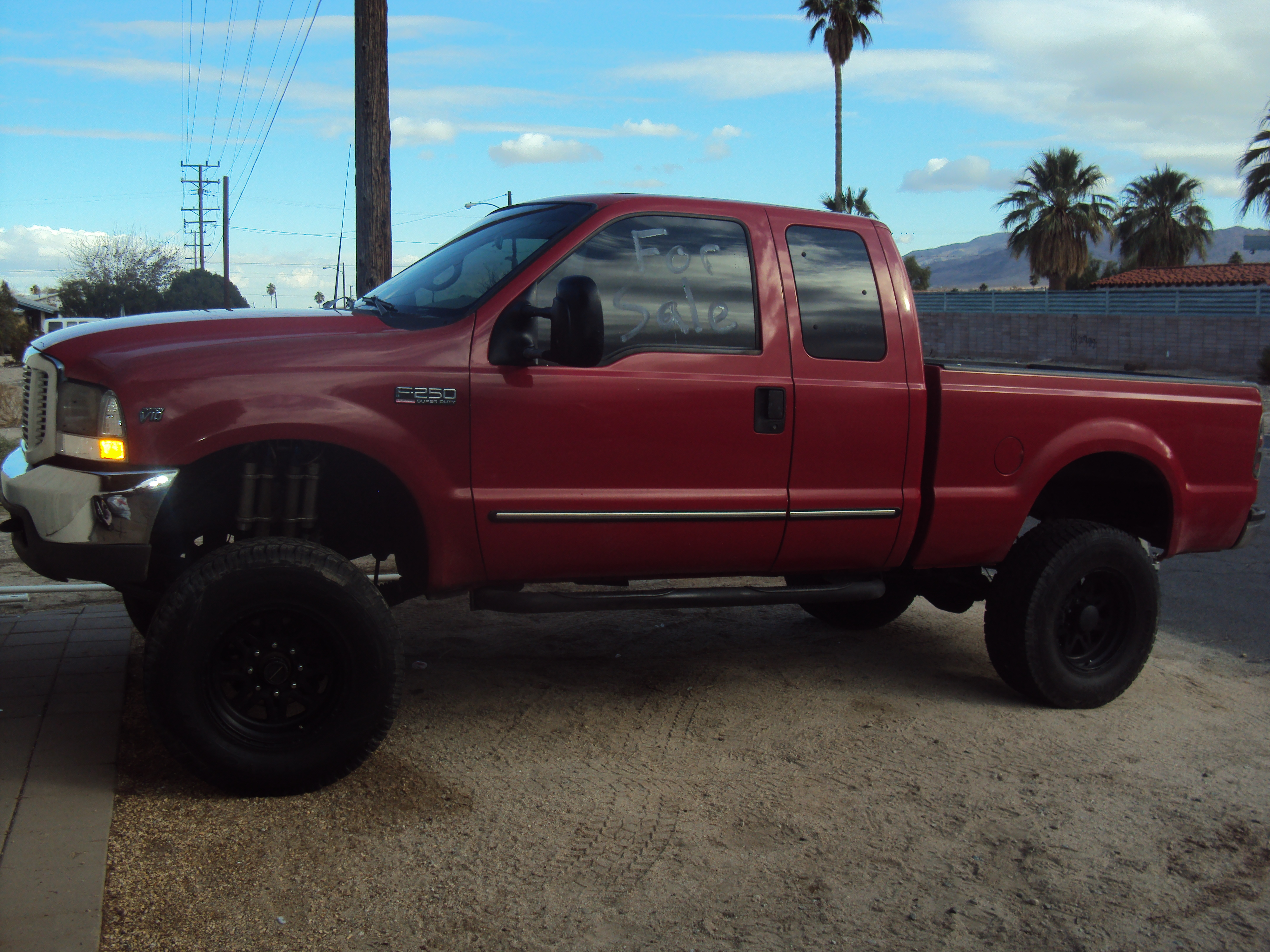 Ford f-250 2000 photo - 7